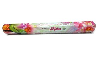 Incense Sticks 20's (Lotus)