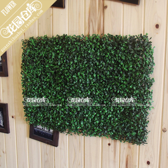 Indoor model plastic turf fake grass green plant