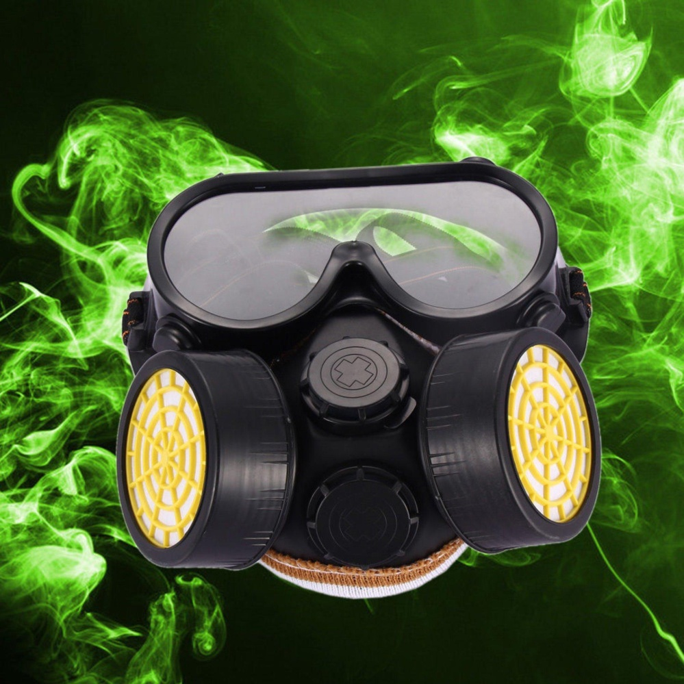 Philippines | Industrial Gas Chemical Anti-Dust Spray Paint Safety