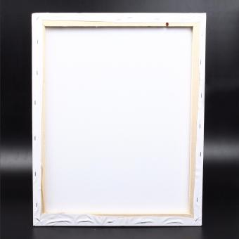 Inspire Bianyo 30 x 40 Canvas Board Wooden Frame For Art Artist OilAcrylic Paints - 2
