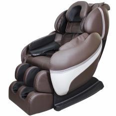 intelligent space capsule body massage zero gravity chair brown