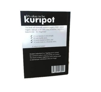 It's Okay to be Kuripot Book It's Okay to be Kuripot (7 Inexpensive Ways to a Beautiful Life) Set of 6 - picture 2