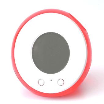 Iyach 999 Water Powered Digital Clock (Red)