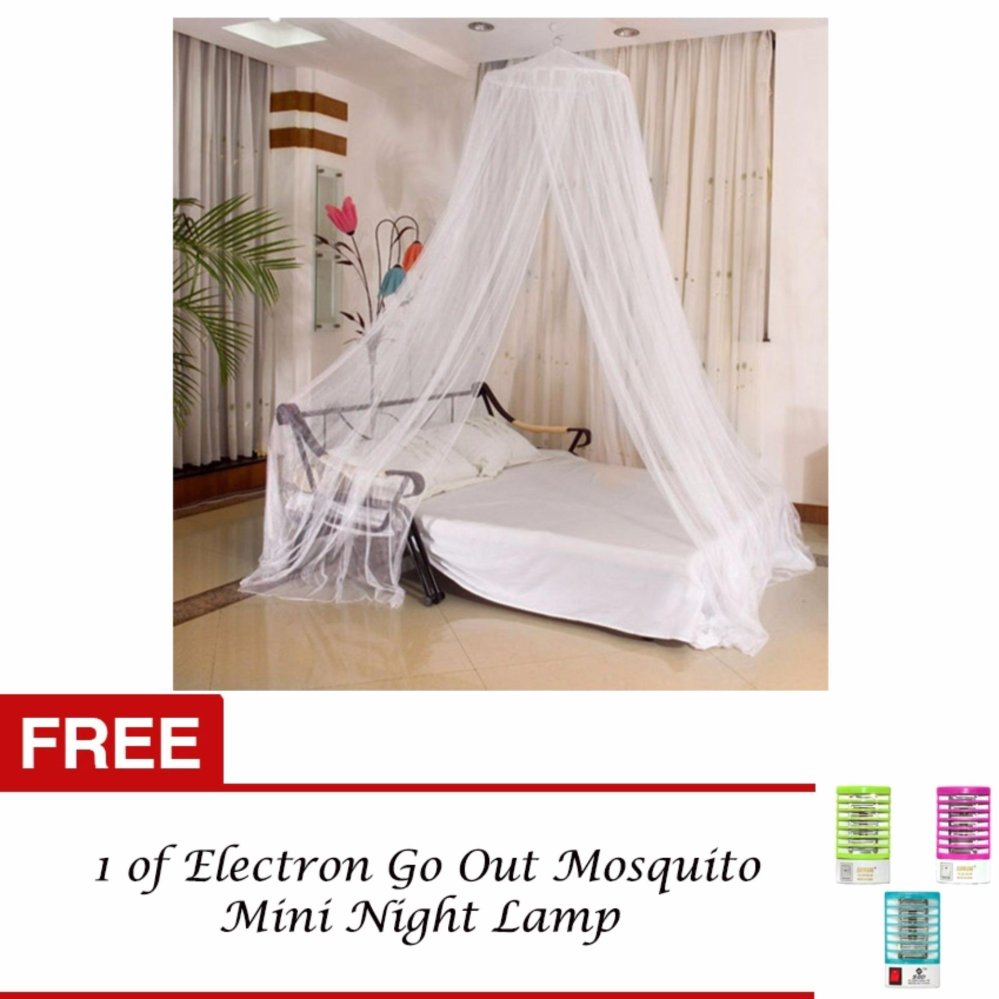 ... JA Mosquito Net Bed Canopy King/Queen Size (White) with FREE 1 of ...  sc 1 th 225 & Philippines | JA Mosquito Net Bed Canopy King/Queen Size (White ...