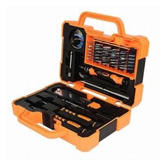JAKEMY JM-8139 45-in-1 Precision Screwdriver Maintenance Toolkit Price Philippines