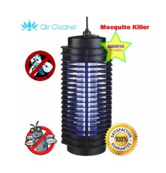 J&J Electric UV Mosquito Killer/Zapper Bug Fly Wasp Trap Pest - 4