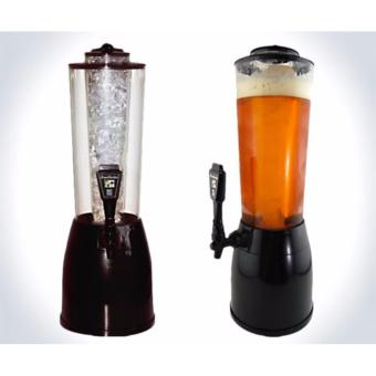 J&J Ice Core Drink Beverage Dispenser Cold Juice Beer CocktailParty - 2