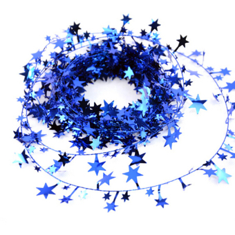 Jetting Buy Home Party Christmas Deco Hanging Garland Blue