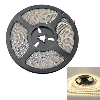 JIAWEN 12W 2800lm Warm White 300-3528 SMD LED Strip Light (DC12V /5m) - intl