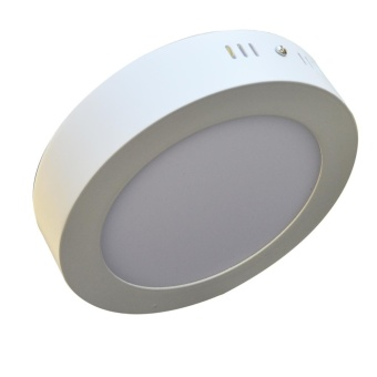 Jiawen LED Panel Light 6W cool white Surface Mounted LED Ceiling Lights AC90-265V Round LED Downlight - intl