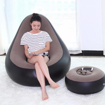 Jilong Lazy Recliner Inflatable Sofa (2 Pcs Set) - 4