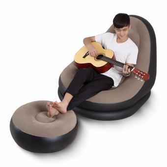 Jilong Lazy Recliner Inflatable Sofa (2 Pcs Set) - 5
