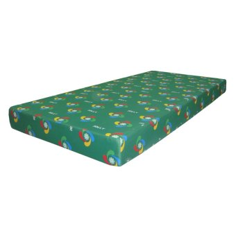 Jolly Eco Comfort Foam 4x36x75- Green Price Philippines
