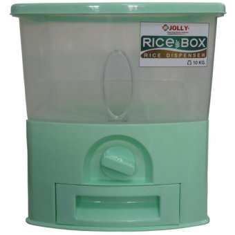 Jolly Rice Dispenser 10kg #185 (Green) Price Philippines