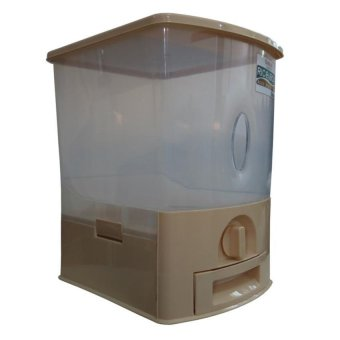 Jolly Rice Dispenser 20kg #186 (Beige) Price Philippines