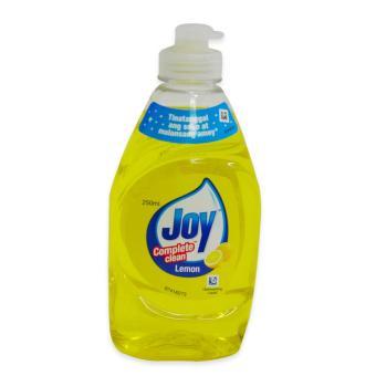 Joy Dishwashing Liquid Lemon 250ML 3'S 093767 - 2