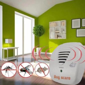Joy Electronic Ultrasonic Pest NEW Upgraded Control Repeller Rat Mosquito Mouse Insect Killer Bug Scare AC110V / 240V EU & US Plug