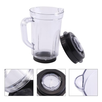 Juicer Blender Pitcher Replacement Plastic 1000ml Water Milk Cup -intl