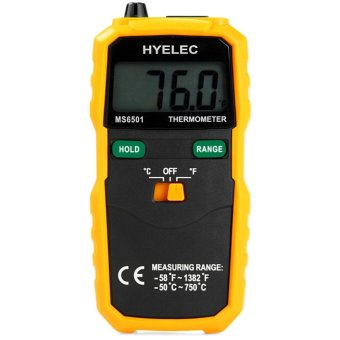 K Type Digital Thermometer Temperature Testing Meter DigitalTemperature Humidity Data Meter - intl Price Philippines