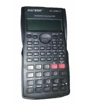 Karson KS-83MS-3 Scientific Calculator (black)