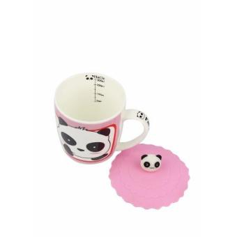 Kawaii Panda Mug with Cover Price Philippines