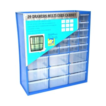 KCT KM-39N 39 Drawer Parts Cabinet Price Philippines