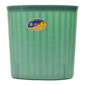 Keyway C713 Small Trash Can (Green)