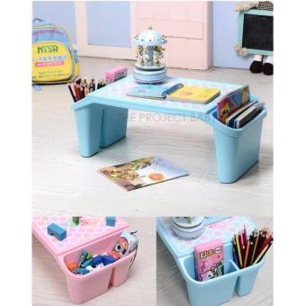 Kids Desk Study Table Portable Plastic Play