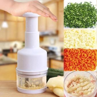 Kitchen Pressing Food Chopper Cutter Slicer Peeler Dicer Vegetable