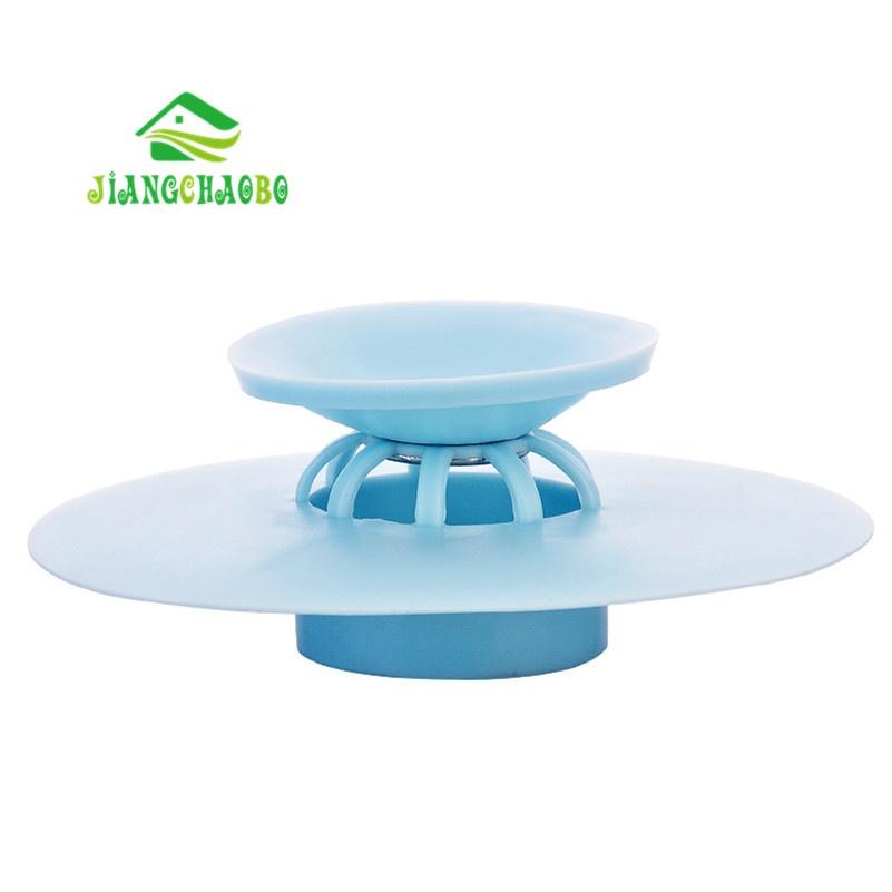 ... Kitchen Sinks Washing Pots Filter Floor Drain Cover Anti-CloggingTumbling Bathroom Sewer Hair Filter- ...
