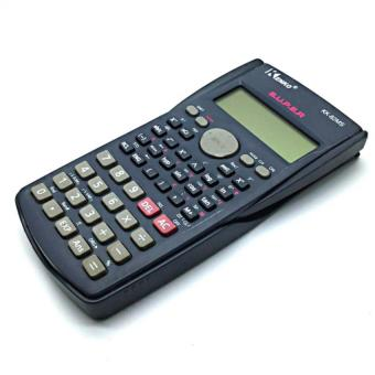 KK-82MS Scientific Calculator (Black)