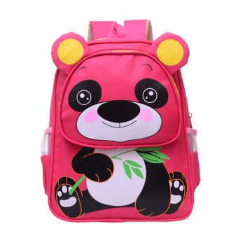 Korean-style men and women custom printed logo standard children's shoulder bag