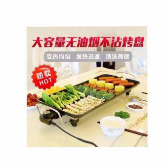 Korean Style Multifunctional Electric Non Stick BBQ Grill