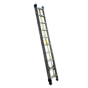 Kruger Aluminum Extension Ladder, A12810 (10-17 ft) Price Philippines