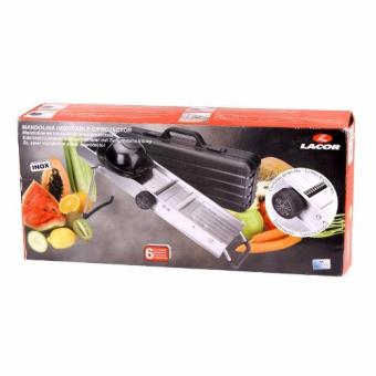 Lacor S/S Mandoline Slicer with Protector