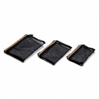 Le Organize Kit, 3-piece Set (Brown/Black) - picture 2