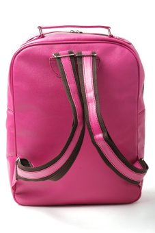 Le Organize Sammies Backpack (Magenta) - picture 3