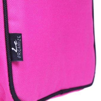 Le Organize Toiletry Organizer Small (Pink) - picture 4