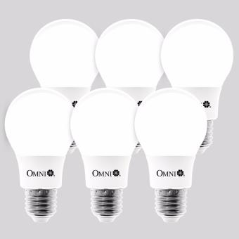 LED Bulb LLA60E27-9W-DL Set of 6