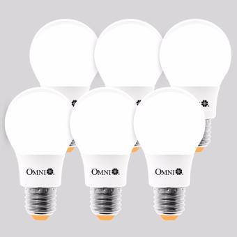 LED Bulb LLA60E27-9W-WW Set of 6