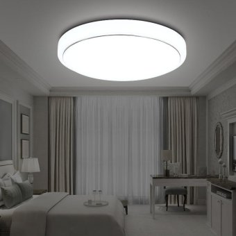 LED ceiling lamp round bedroom living room lamp - intl Price Philippines