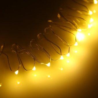Led String Fairy Lights 10M 33ft 5V USB Powered (Warm White) - intl - 5