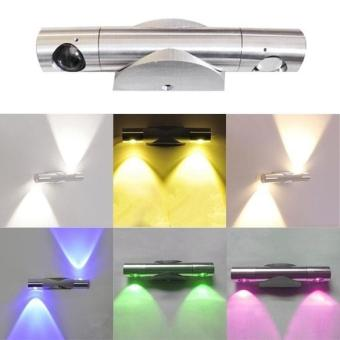 LED Wall Night Light For Room Home Garden Yard Path - intl Price Philippines