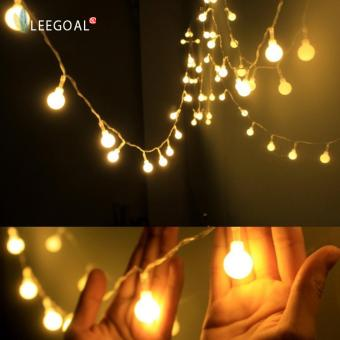 Leegoal 4Meters 40 LED Home Decorations LED String Lights Starry Lights,Warm White - intl