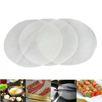 leegoal Non-Stick Parchment Paper,Baking Paper Liners For RoundCake Pans,6 Inch Diameter, 50pcs - intl - 5
