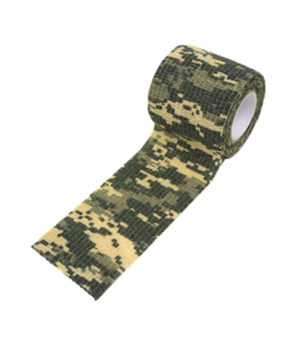 Leegoal Outdoor Cloth Camo Tape Camouflage Duct Tape 1.96 Inch By4.92 Yard Single Roll(ACU Camo) - intl