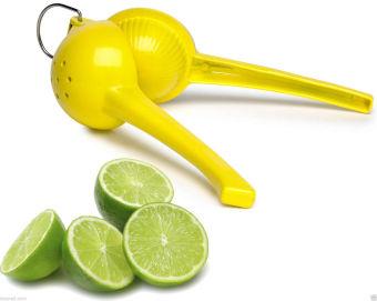 Lemon Squeezer Manual Handheld Lime Citrus Juicer (Yellow) - picture 4