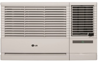 LG LA080RC 0.75HP Window Type Air Conditioner (White)
