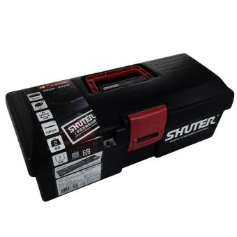 "Licota TB-901 Shuter Series 15"" Tool Box (Black/Red) Price Philippines"