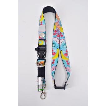 LifeSaber E-Lanyard Fruities Emergency (Multicolor) Price Philippines